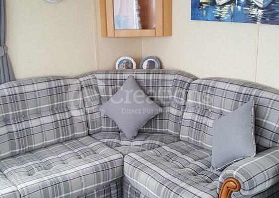 caravan sofa reupholstered Yorkshire