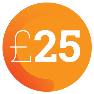 £25 icon
