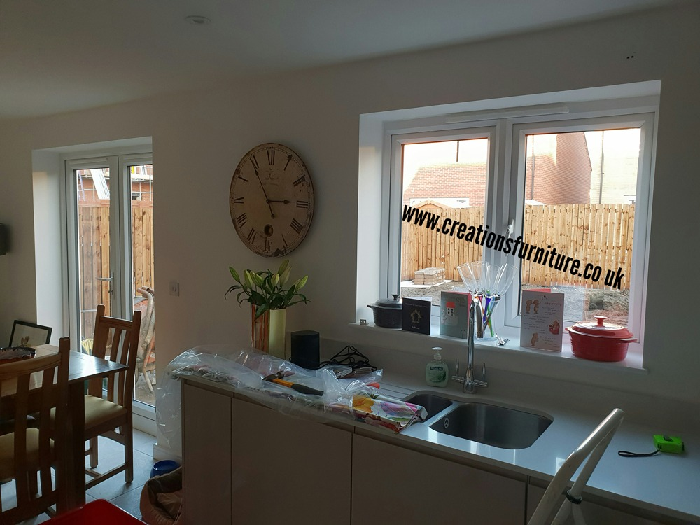 kitchen blind installation Hull